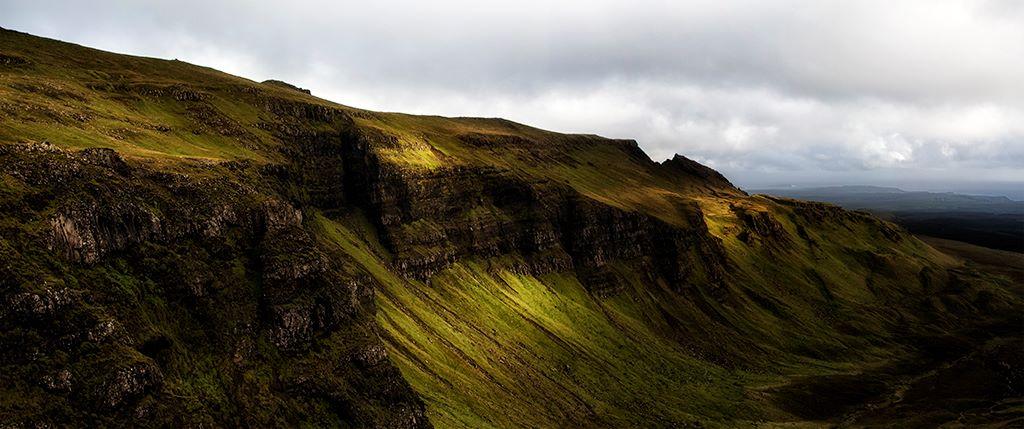 Coire Scamadal, Skye - 4