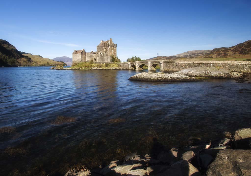 Eilean Donan Castle - 2