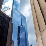 Freedom Tower reflection