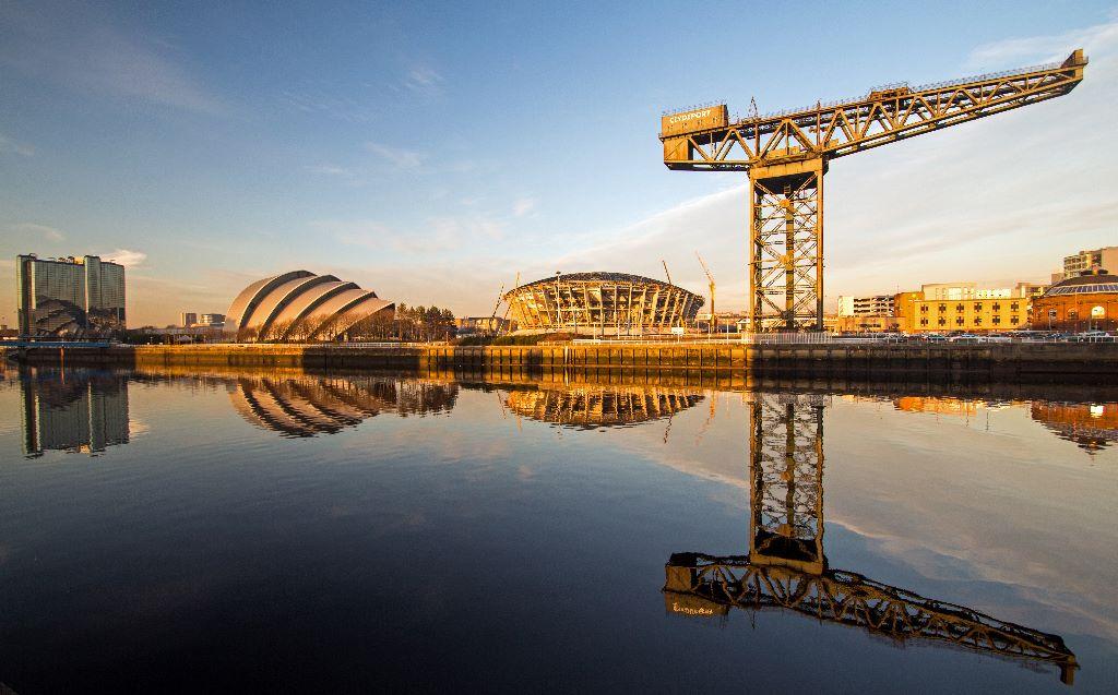 Glasgow Riverside 2