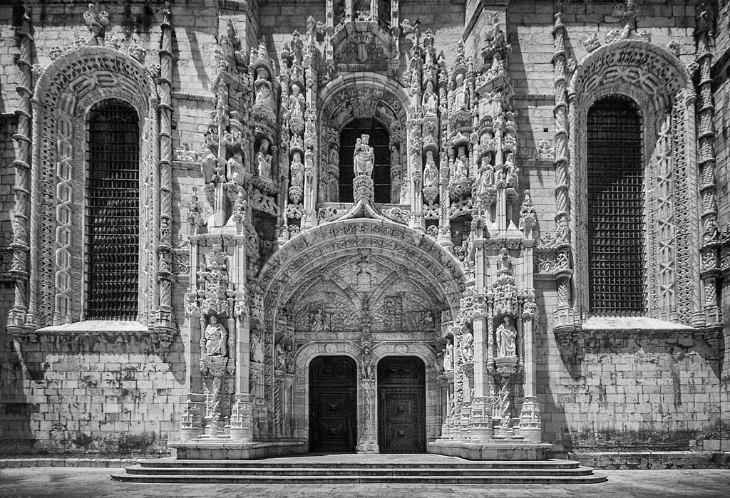Jeronimo's Cathedral, Lisbon