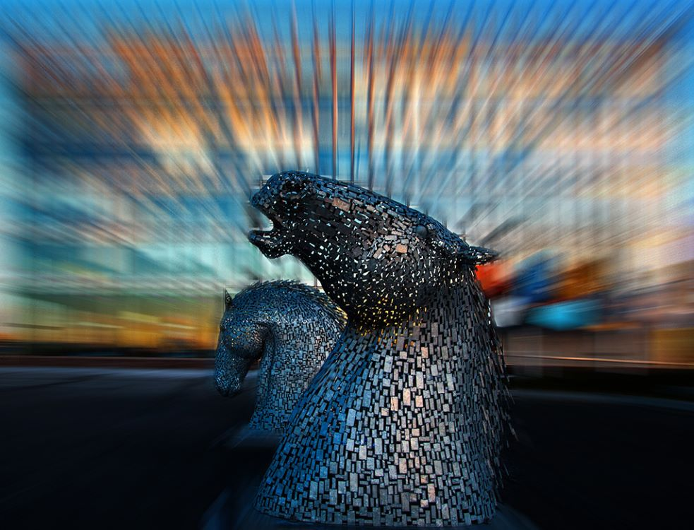 Kelpies, Glasgow