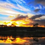 Knapps Loch sunrise