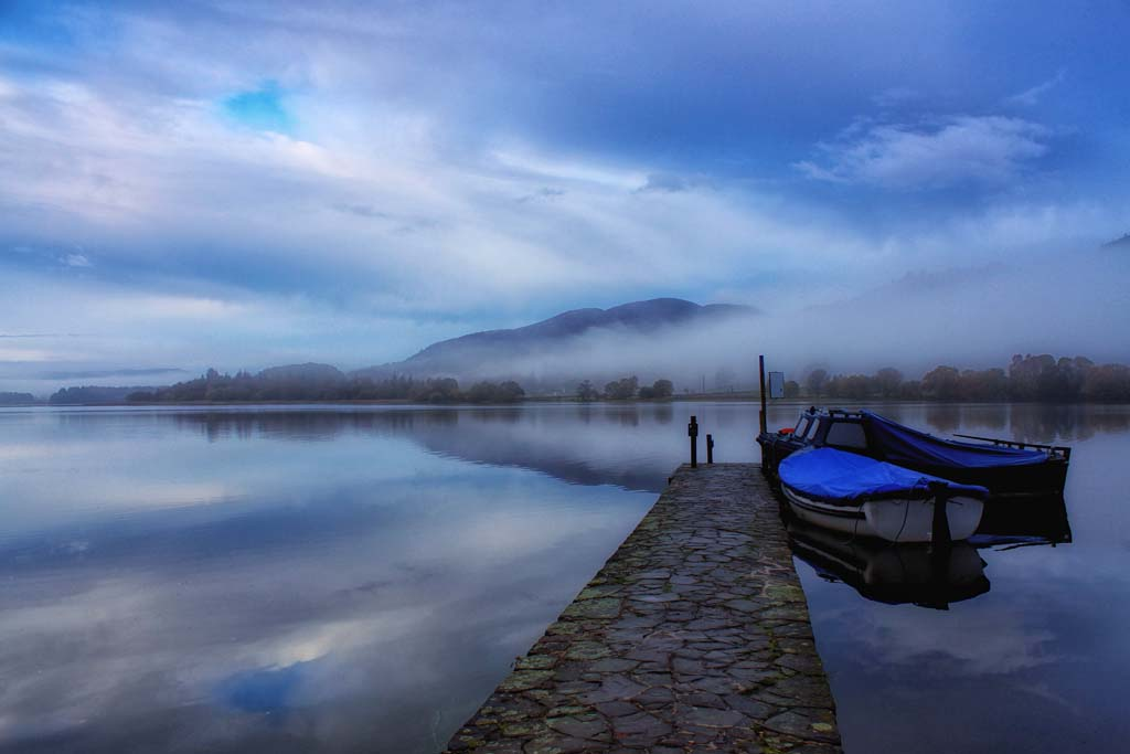 Lake of Menteith - 1