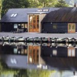 Lake of Menteith fisheries boats