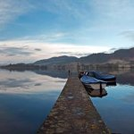 Lake of Menteith panorama 1