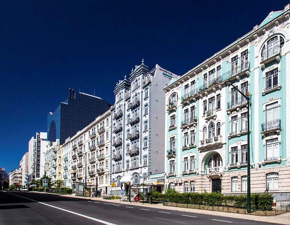 Lisbon Commercial District
