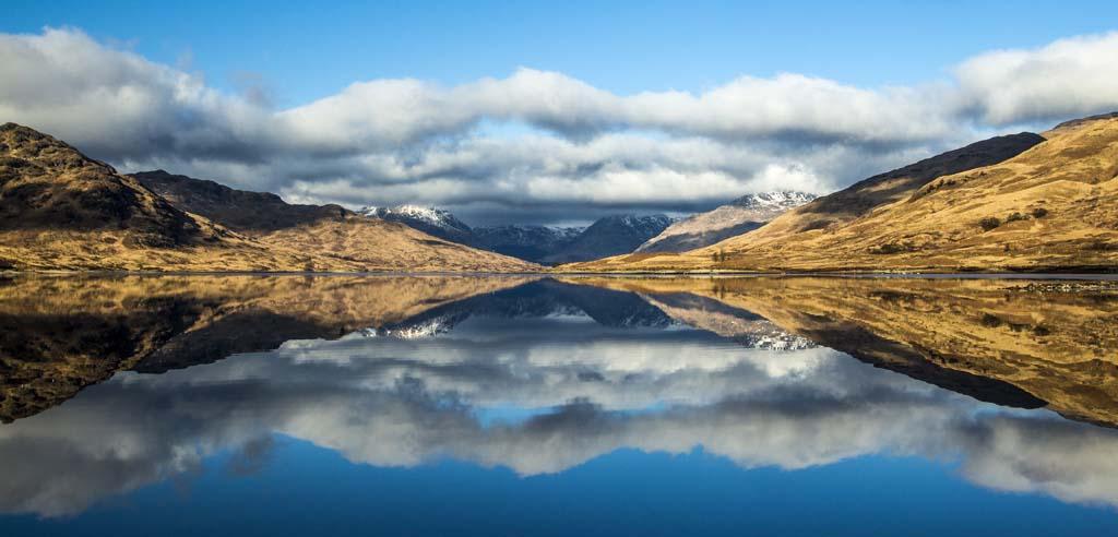 Loch Arklet Reflections