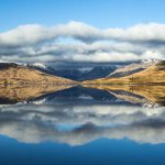 Loch Arklet Reflections