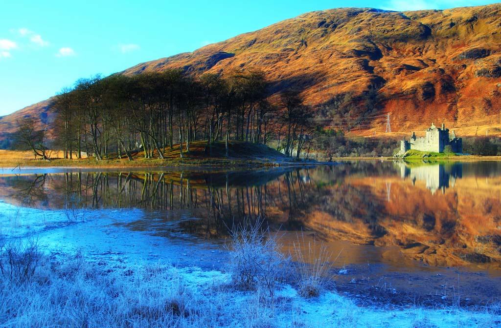 Loch Awe & Kilchurn Castle 1