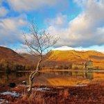Loch Awe & Kilchurn Castle 2