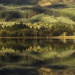 Loch Chon Perfect Relections