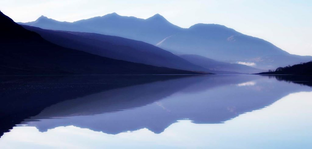 Loch Etive & Ben Cruachan 2