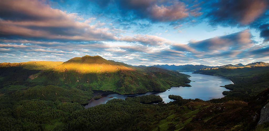 Loch Katrine & Ben Venue - 2
