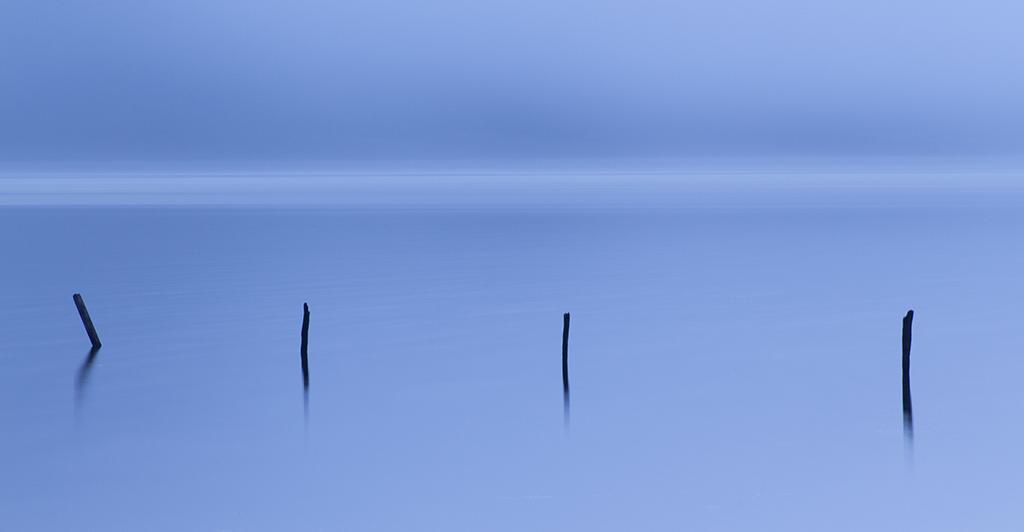 Loch Venachar at Dusk