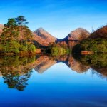 Lochan Urr, Glen Etive 2
