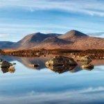 Lochan na h'Achlaise & Black Mount