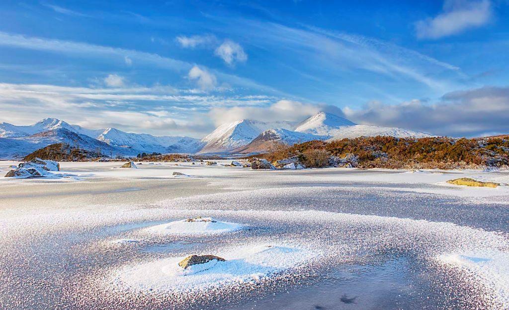 Lochan na h'Achlaise & Black Mount 2