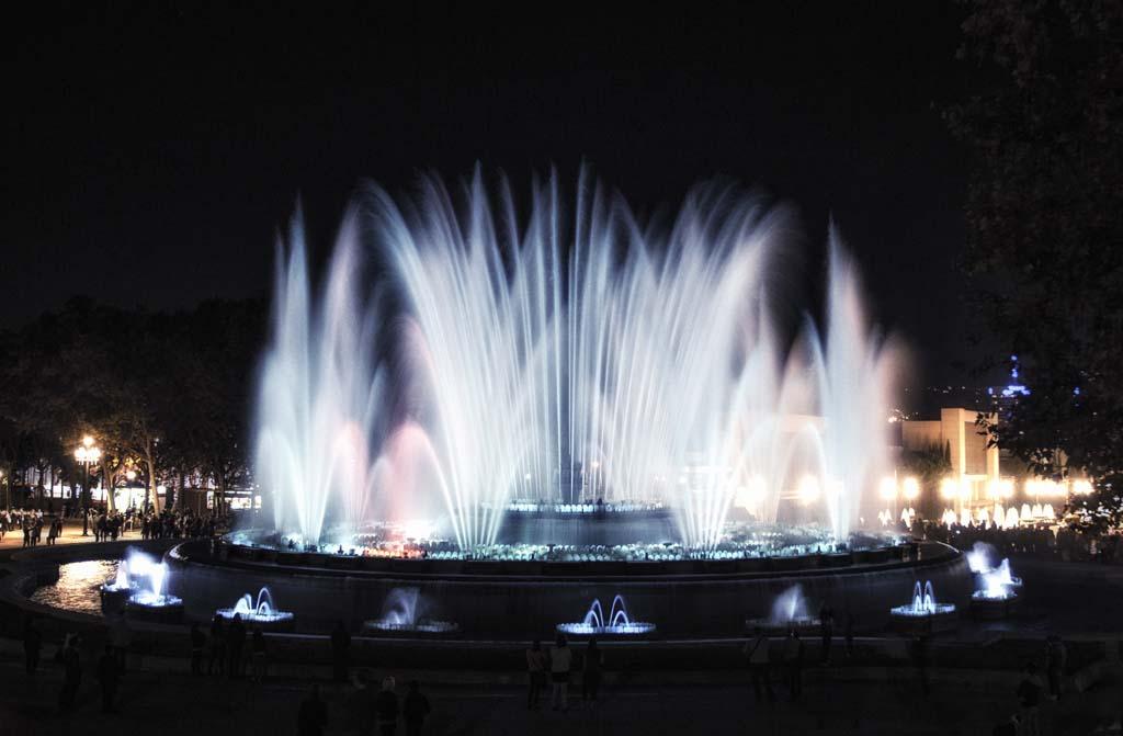 Magic Fountains 1
