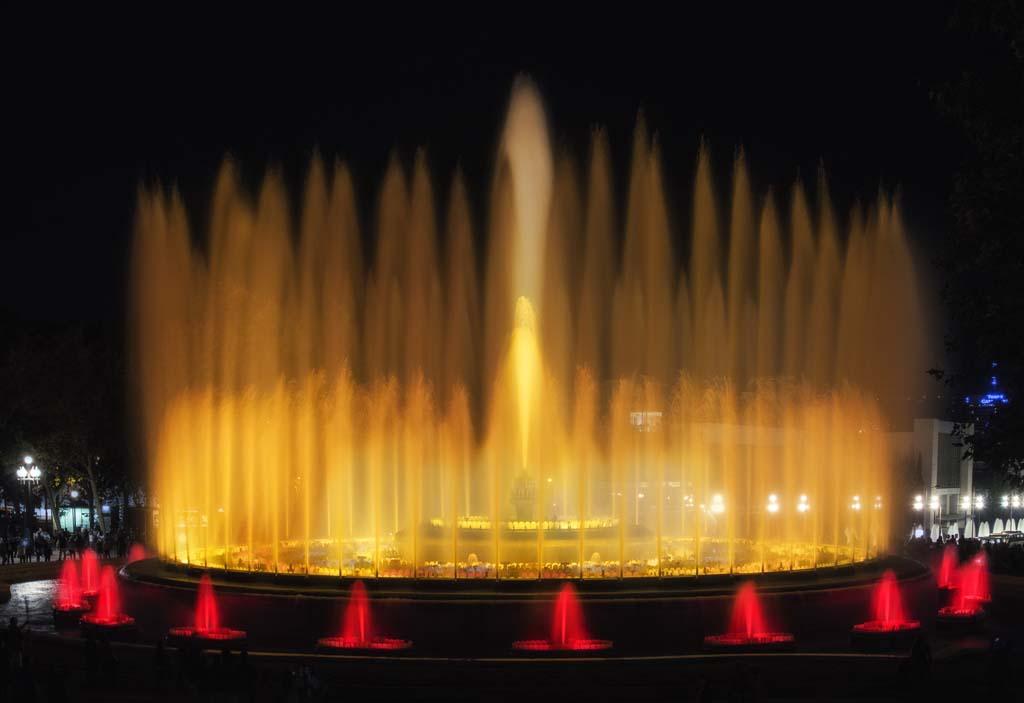 Magic Fountains 4