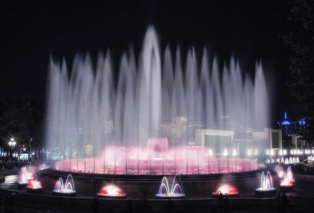Magic Fountains 5