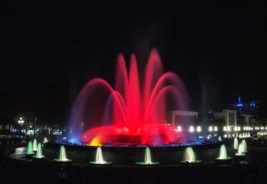 Magic Fountains 7