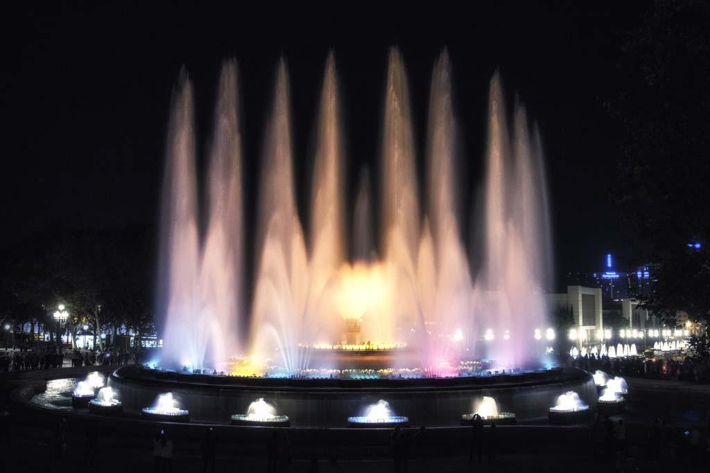 Magic Fountains 9