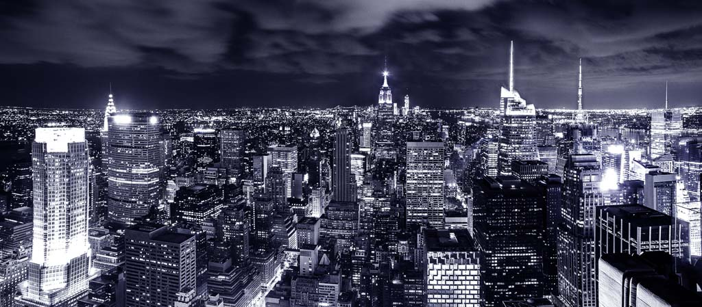 New York frm the Top of the Rock