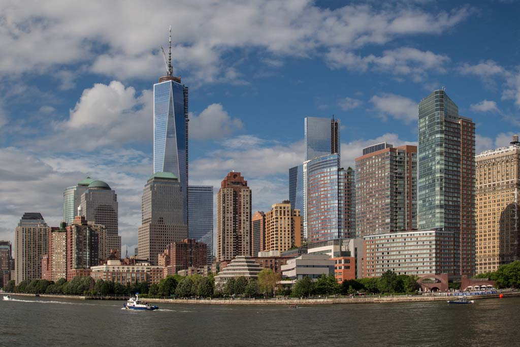 New York skyline 2