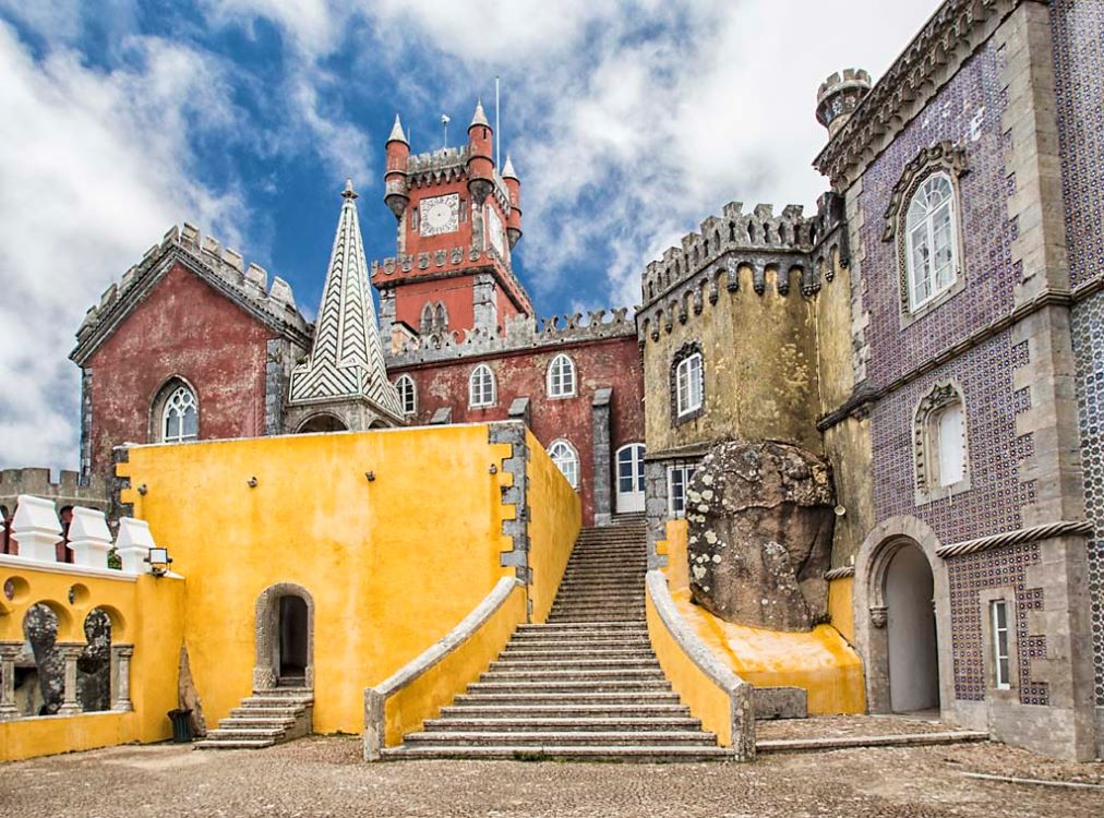Pena Palace, Sintra 30 May 2014 - 3