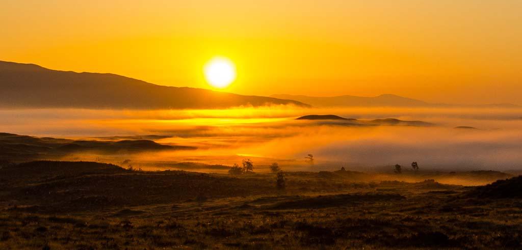 Rannoch Moor Dawn
