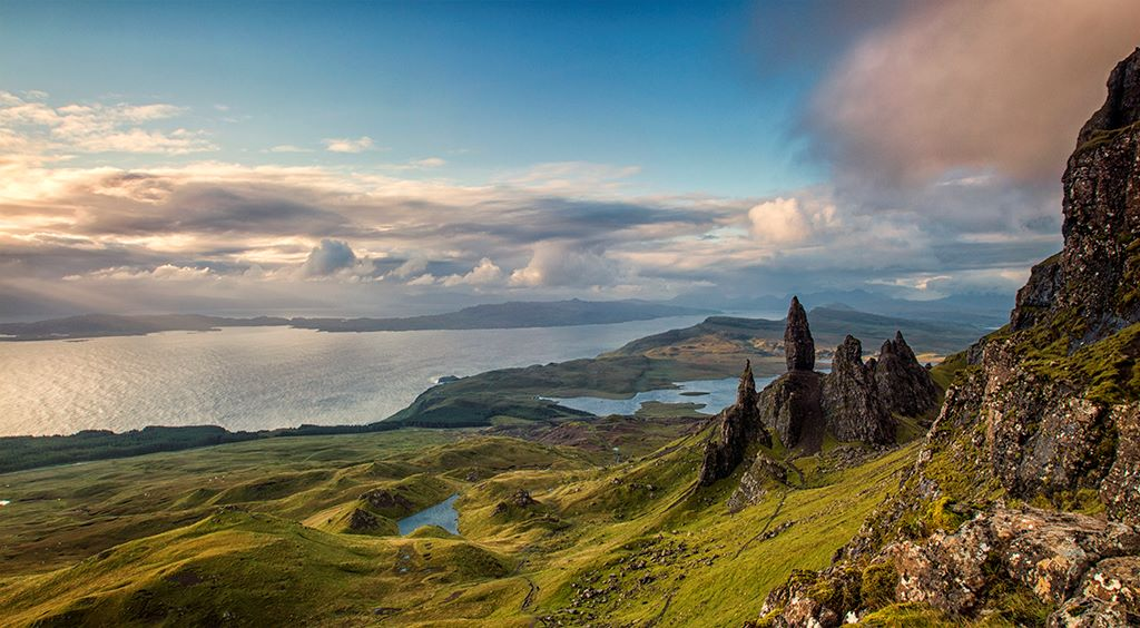 The Old Man of Storr - 1