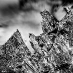 The Towers of the Teeth, Cnoc an t-Sabhail, Trossachs 2