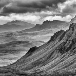 Trotternish Mountains, Skye