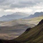 Trotternish Mountains, Skye - 1