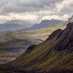 Trotternish Mountains, Skye - 2