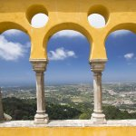 View from Pena Palace, Sintra - 1