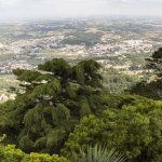 View from The Catle of the Moors at Sintra 30 May 2014 - 3