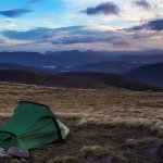Wild Camp on An Teallach
