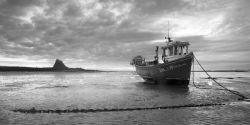 Mono Boat in Harbour