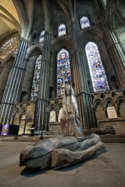 Durham Cathederal Carvings