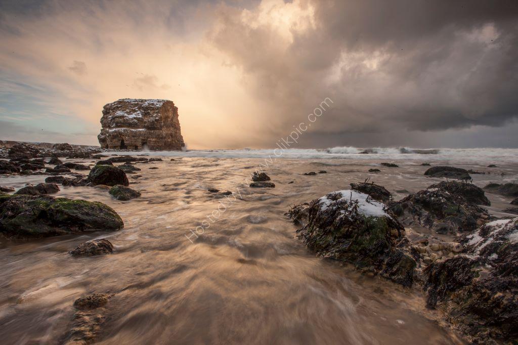 Storm on Marsdon