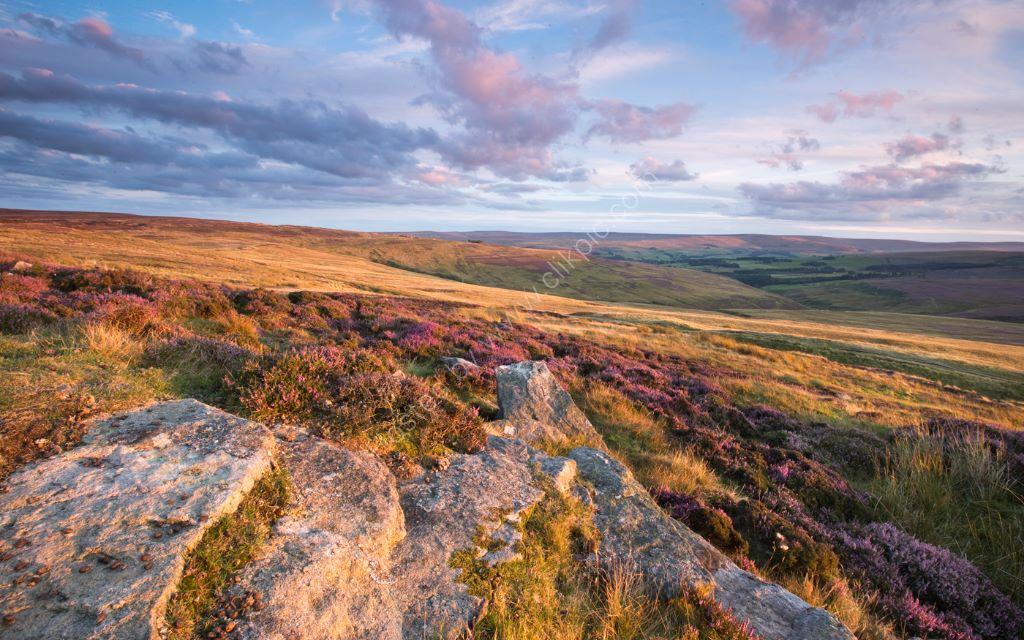 Sunset on the Moor 2