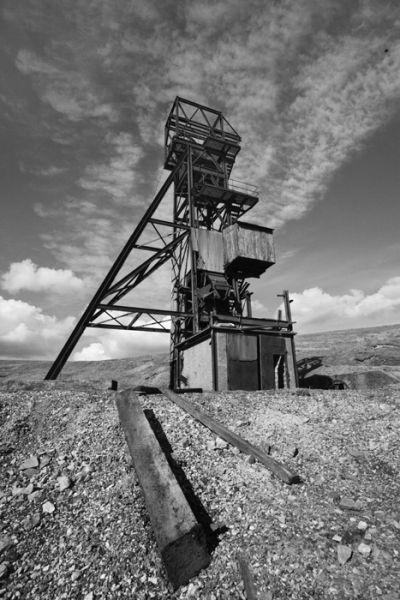 Rookhope Mine