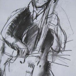Vlad practising