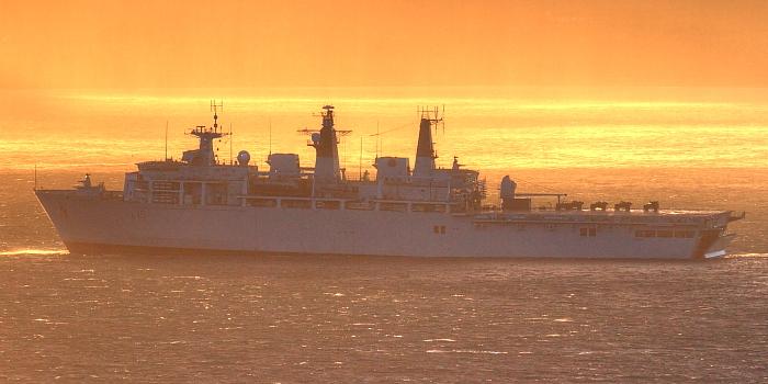 HMS <em>Bulwark</em>
