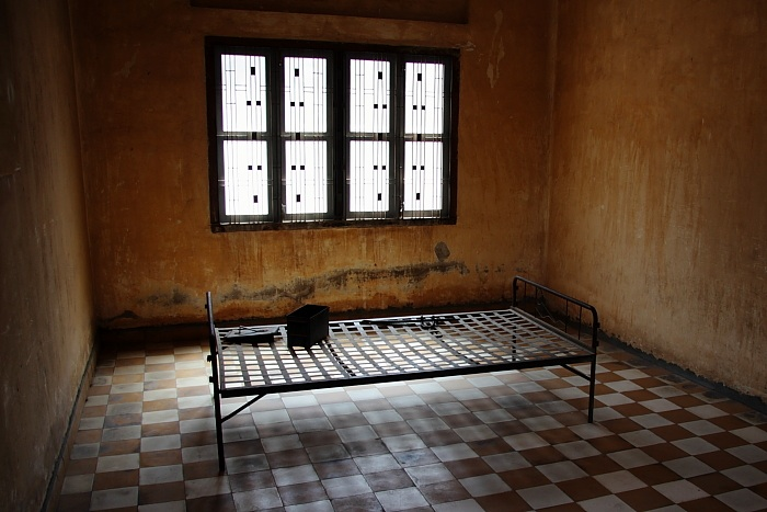 Torture cell