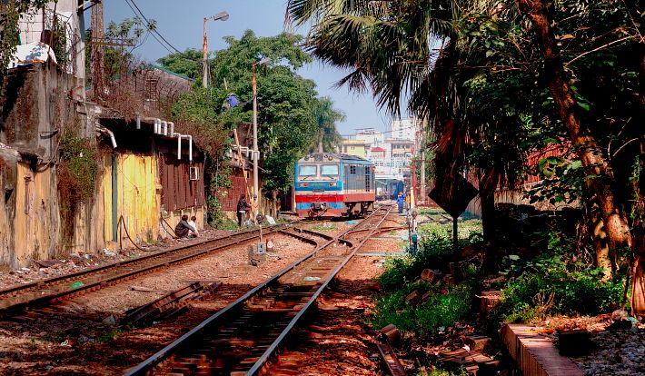 Hanoi central station