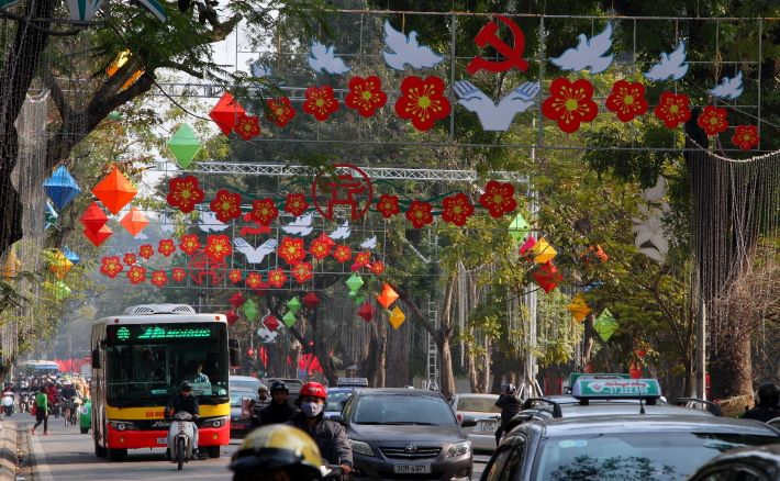 Decorations for Tet