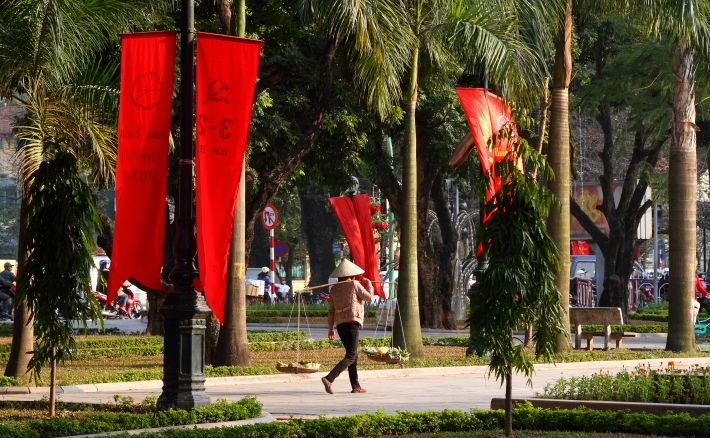 Red for Tet